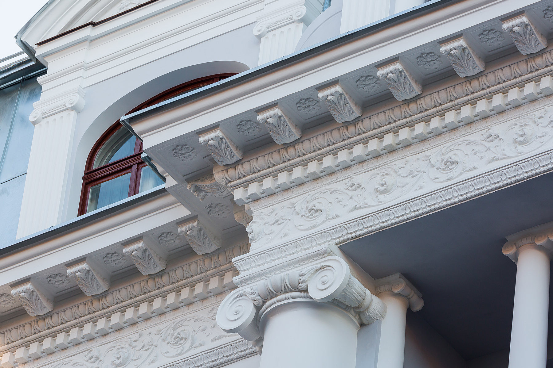 Tetera nams | Stūra māja