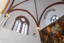 Restaurētā Dienvidu kapela Rīgas Domā 001