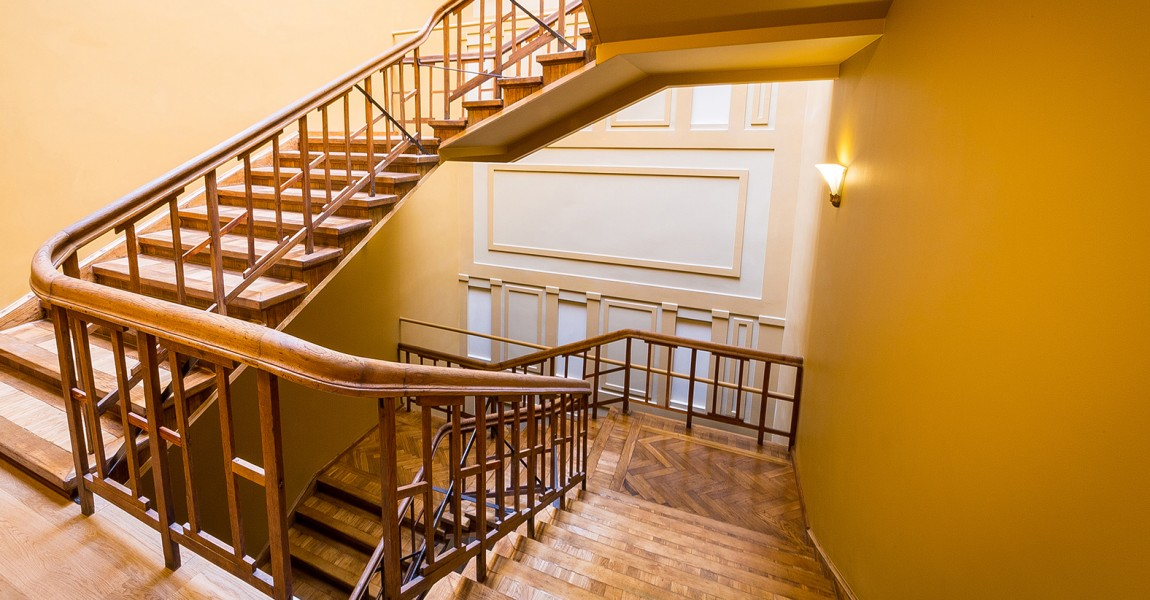Restoration of the Staircase in Riga, 37 Valdemara Street
