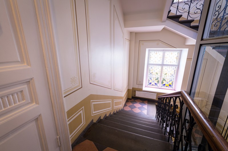 Staircase After Restoration 001