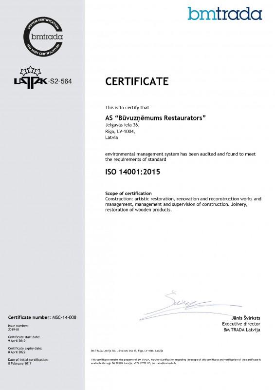 003-Buvuznemums_Restaurators_ISO14001-ENG