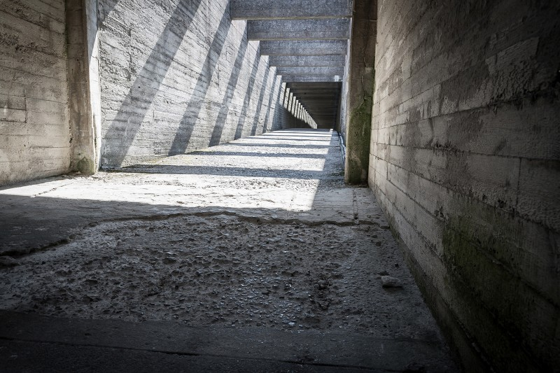 [06] Salaspils Memorial Before Renovation