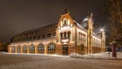 Restaurētā Latvijas Ugunsdzēsības muzeja ēka CROP-001