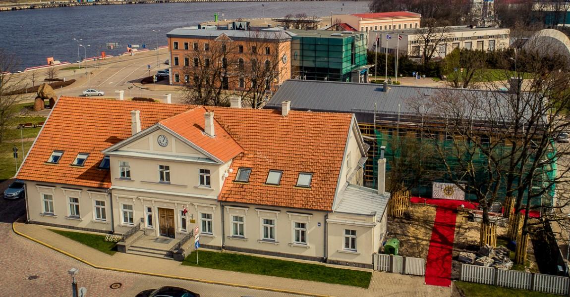Uzsākta tiesas nama paplašināšana Ventspilī