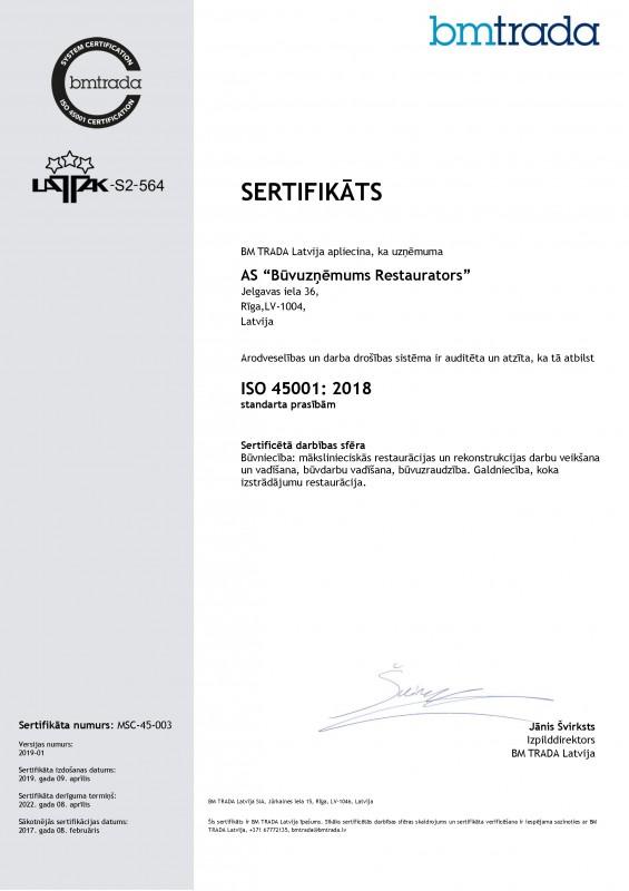002-Buvuznemums_Restaurators_ISO45001-LV