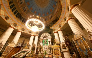 В Риге восстановлен храм Александра Невского