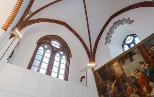 Отреставрированы капеллы Рижского Домского собора