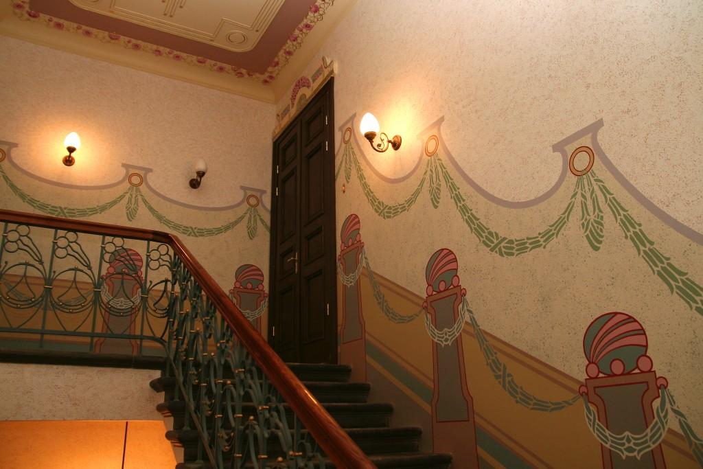 Nama kāpnes Alberta ielā 4 - 006