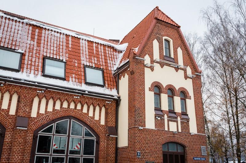 Latvijas Ugunsdzēsības muzeja ēka pēc restaurācijas 004