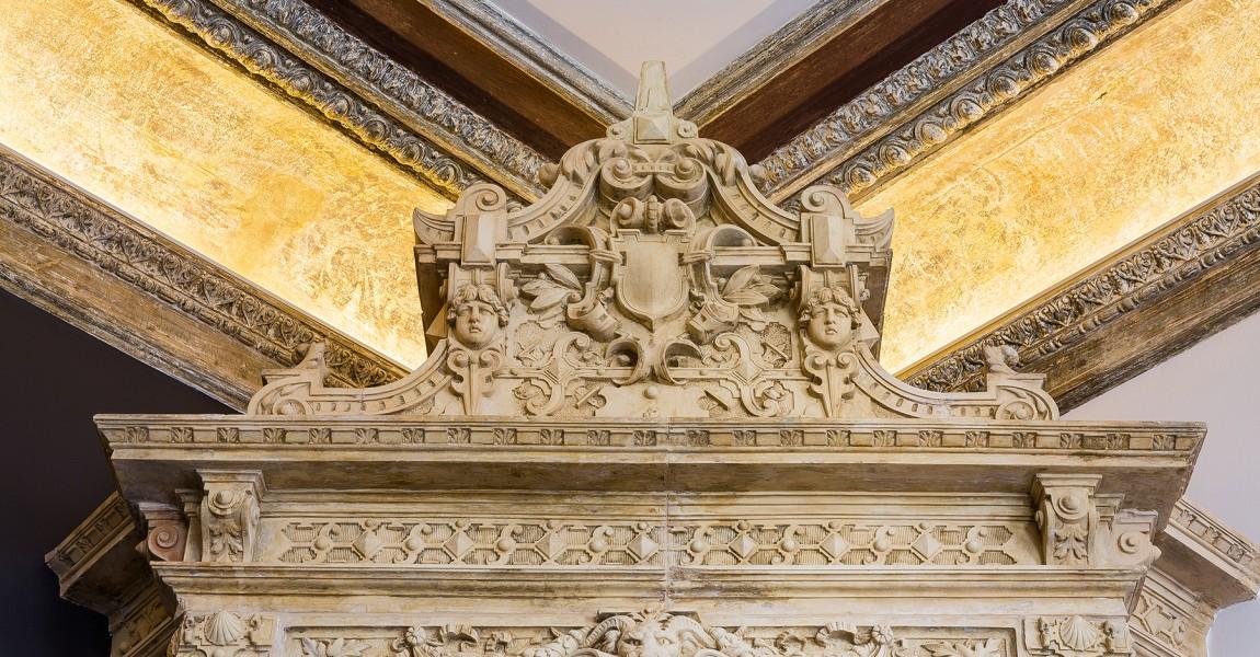 Восстановлен исторический «дом фон Пандеров»