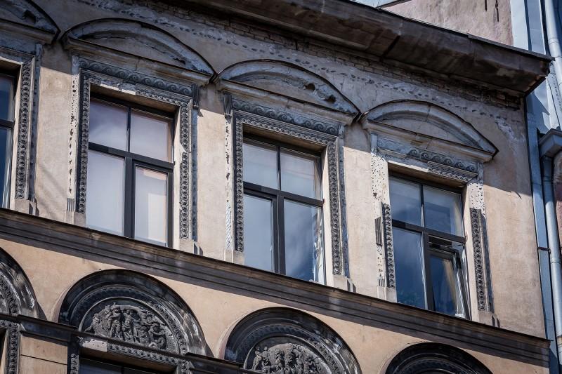 Фасад до реставрации | 001