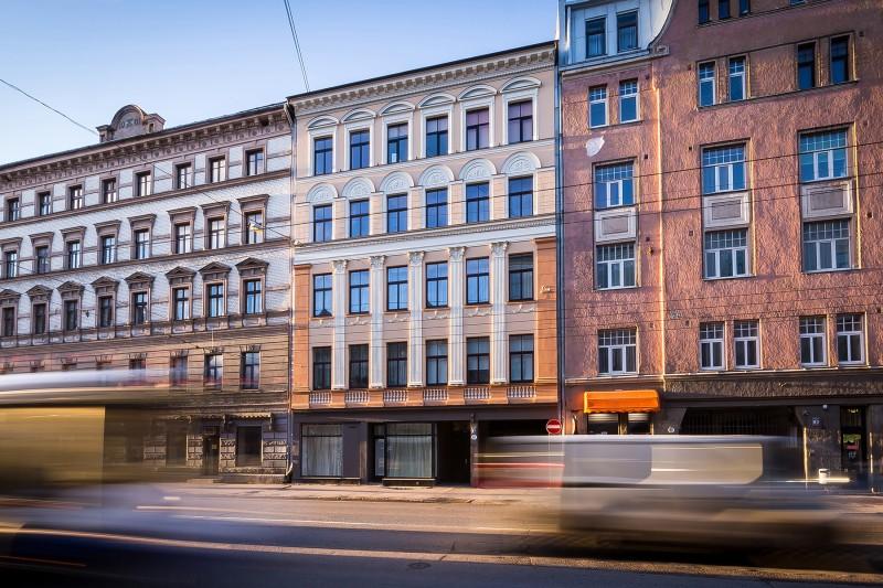Фасад после восстановления | 002