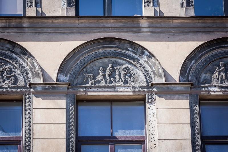 Фасад до реставрации | 004