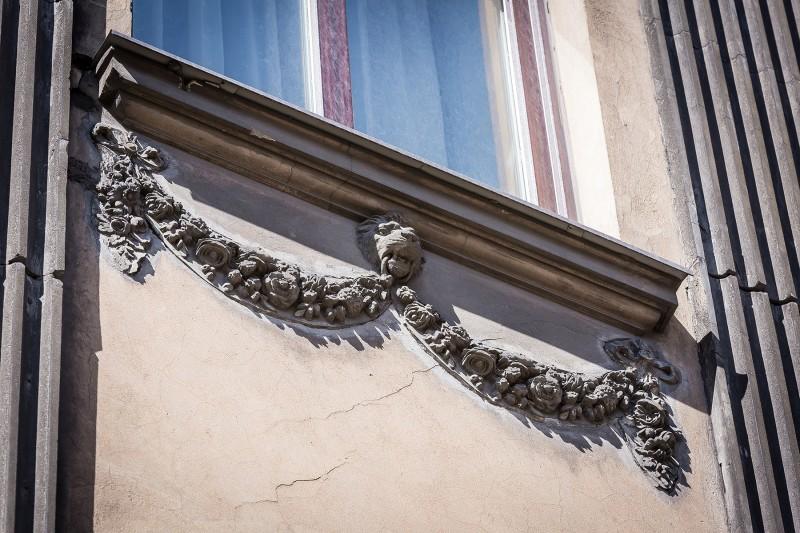 Фасад до реставрации | 005