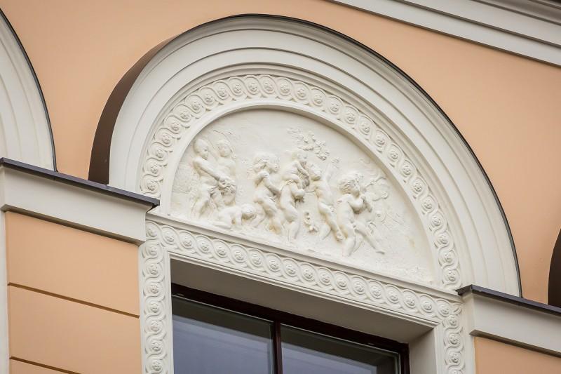 Фасад после восстановления | 006
