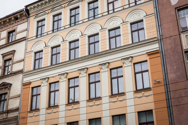 Фасад после восстановления | 007