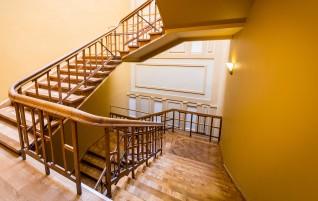 Restoration of the Staircase in Riga, 37 Valdemara Street