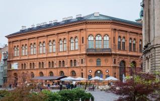 Завершен ремонт фасада «Рижской биржи»
